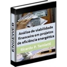 E-BOOK: Análise de viabilidade financeira em projetos de eficiência energética