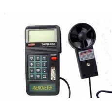 Termo-Anemômetro TAVR 650
