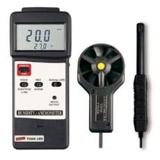 Termo-Higro-Anemômetro Digital Portátil THAR 185