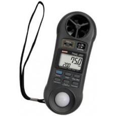 Termo-Higro-Anemômetro Luxímetro - THAL 300